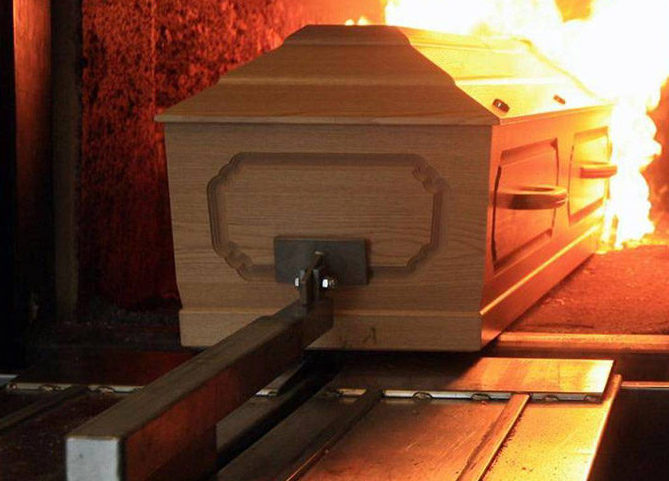 кремация в Киеве